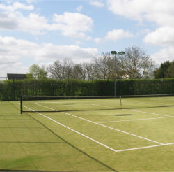 Graham Lawrence, Chairperson – Littleton's Tennis club Chairperson