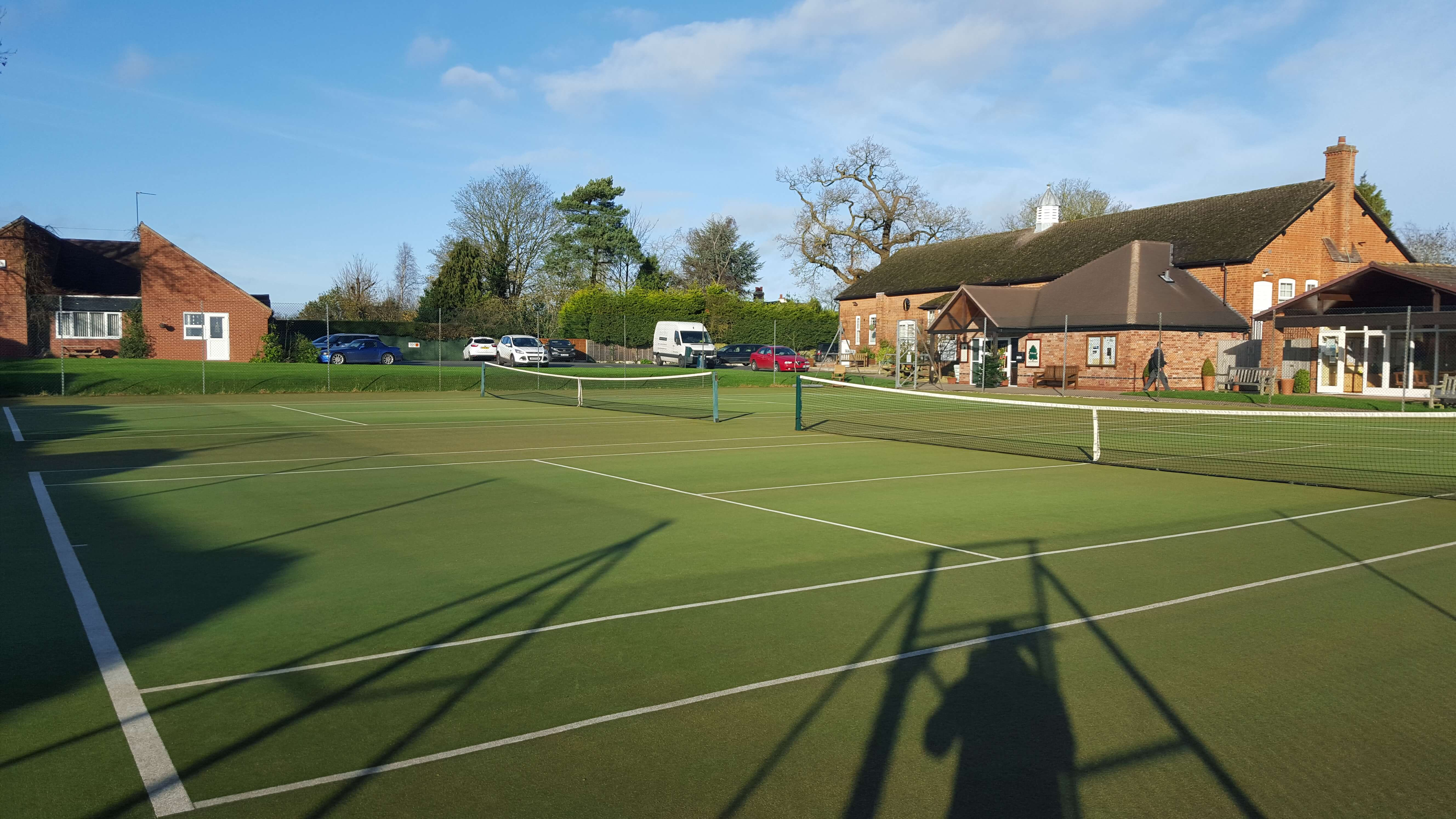 David Corrall – Claverdon Lawn Tennis Club